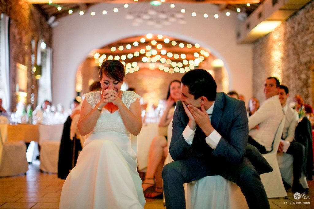 Qui dit mariage, dit surprises ! Partie 3