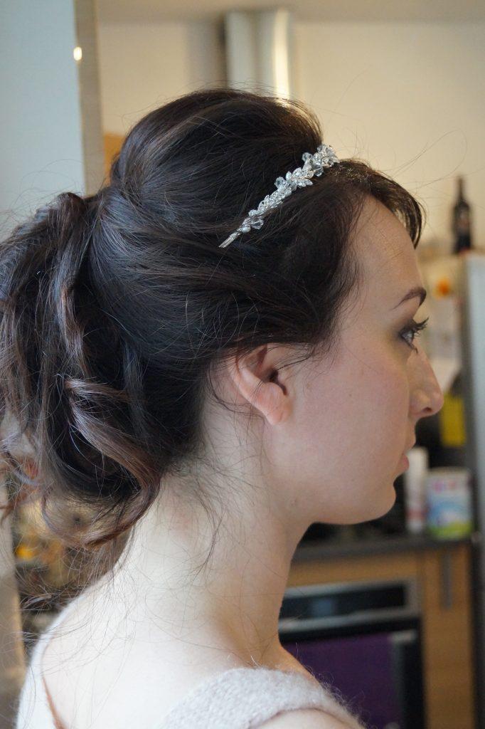 Ma coiffure de mariage