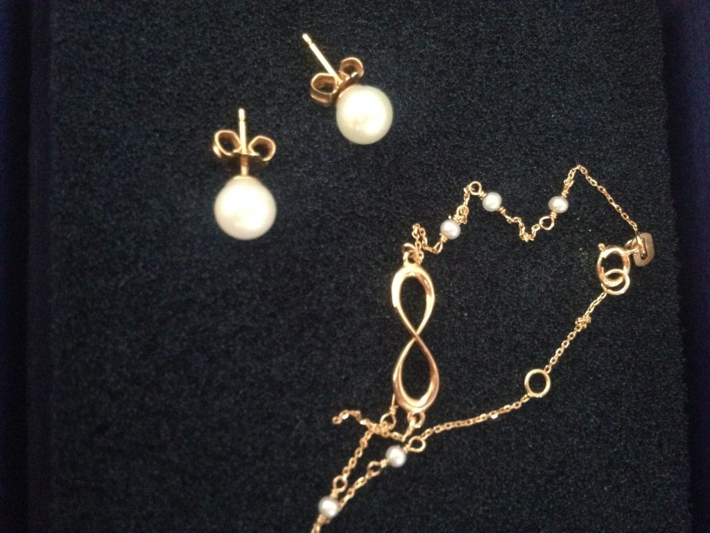Mes bijoux de mariage