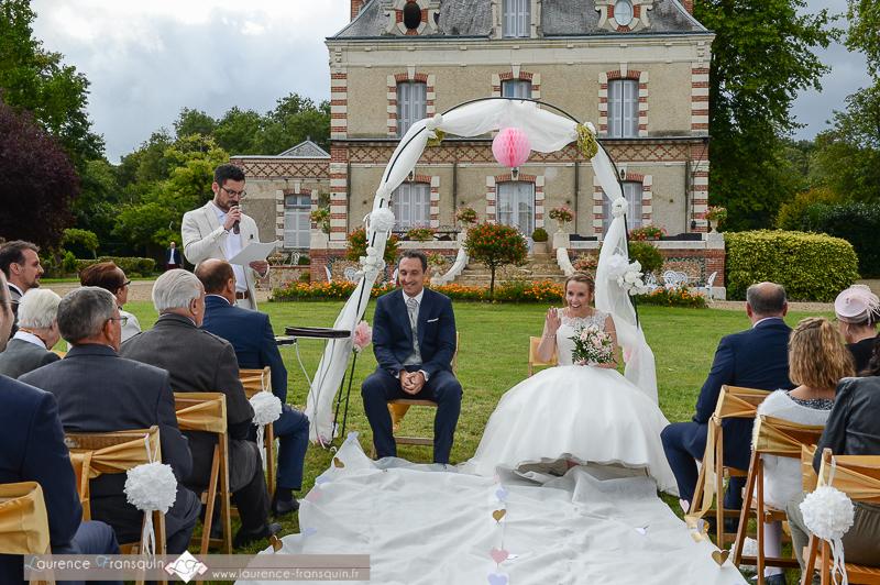 Mon mariage voyage voyage tout en DIY : la cérémonie laïque