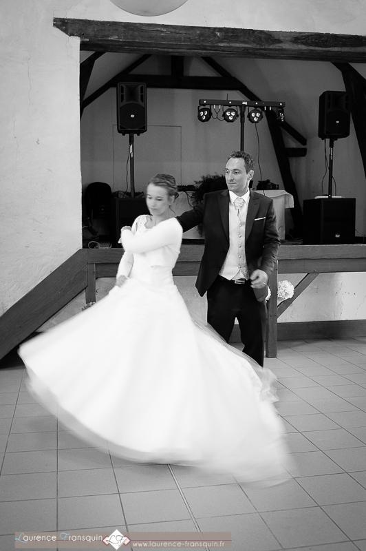 Notre soirée de mariage : repas, animation et mauvais DJ // Photo : Laurence Fransquin