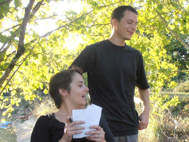 Nos retrouvailles avec notre wedding team 1 an après