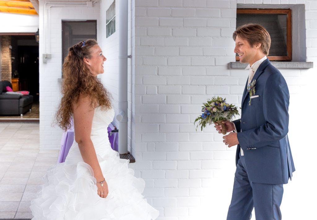 Mon mariage champêtre saupoudré de touches geek : nos retrouvailles tout en douceur