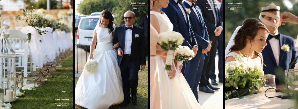 Mon mariage traditionnel libanais // Photo : Elias Visuals
