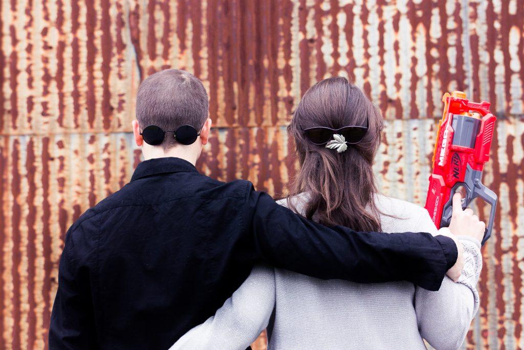 Nos retrouvailles avec notre wedding team 1 an après // Photo : Diane Jimenez - Comme1envie - photographie