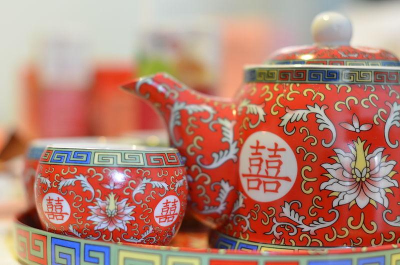 Déroulé cérémonie du thé mariage chinois