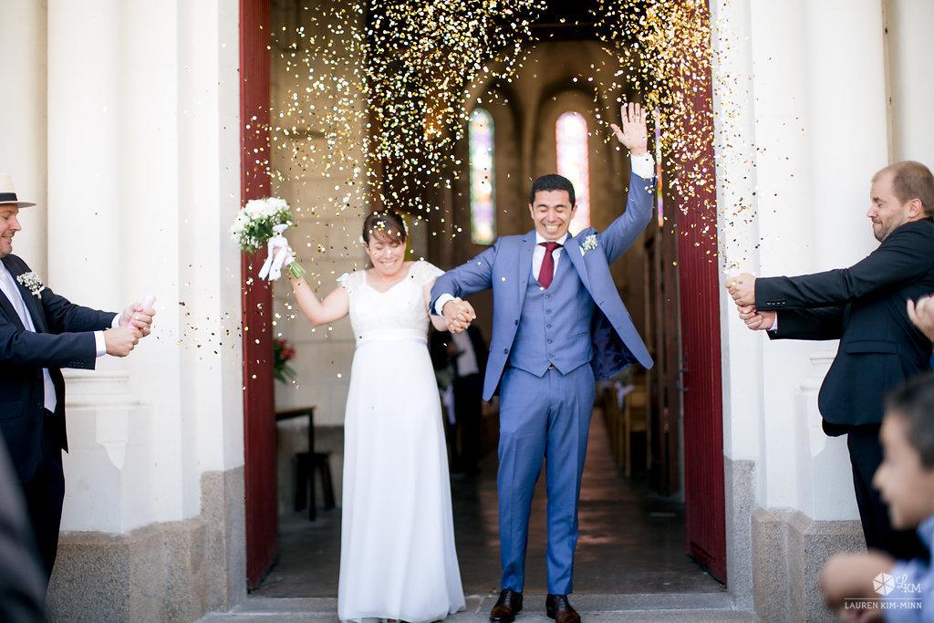 Mes trois mariages : étape 2 – Mon mariage à la française