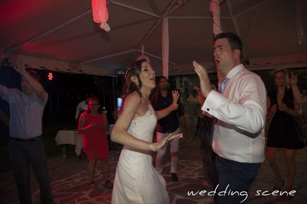 Mes petits regrets de mariage : le DJ // Photo : Wedding Scene