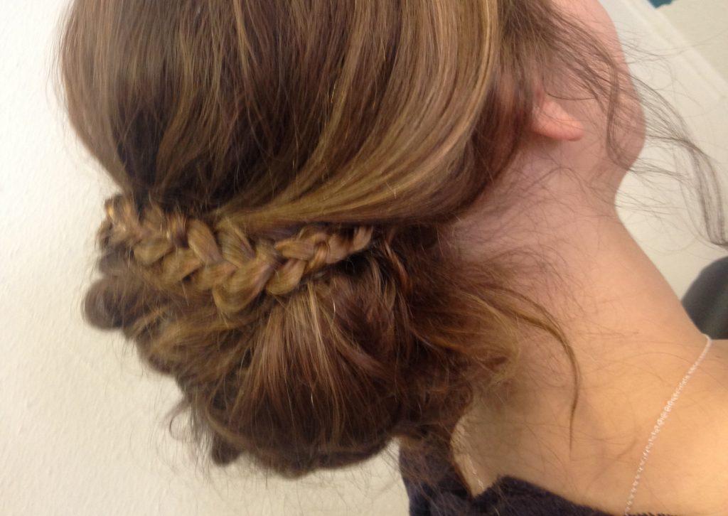 Un avant-goût du mariage : mes essais coiffure et maquillage