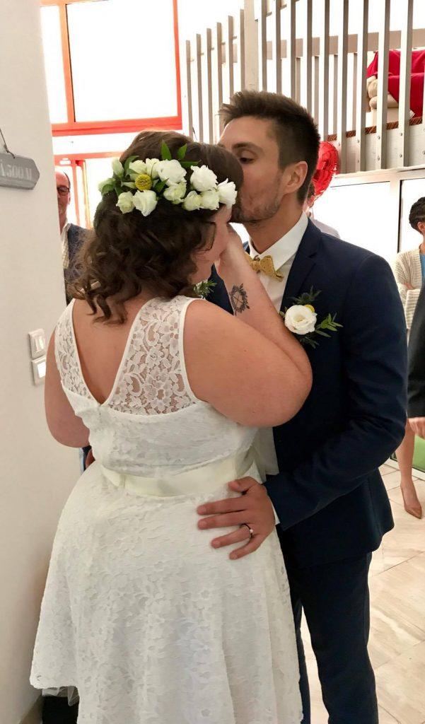 Les préparatifs de mon mariage civil : la découverte avec mon futur mari