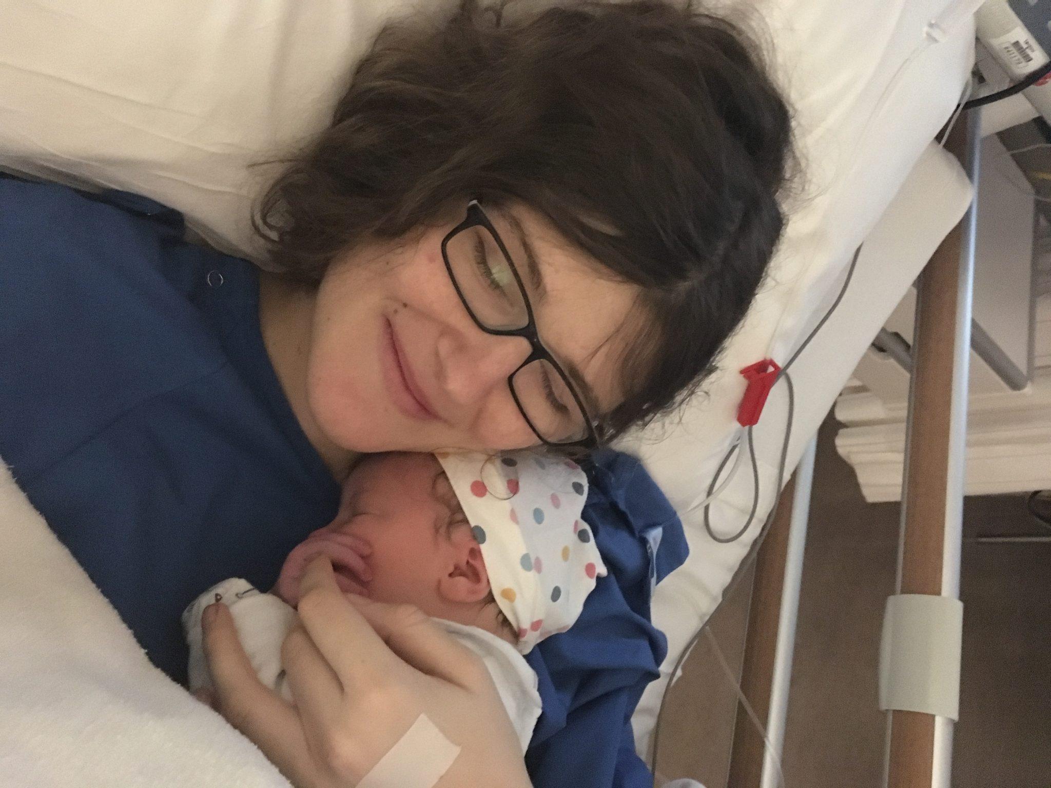 Carnet rose : un bébé pour Madame Gezillig !