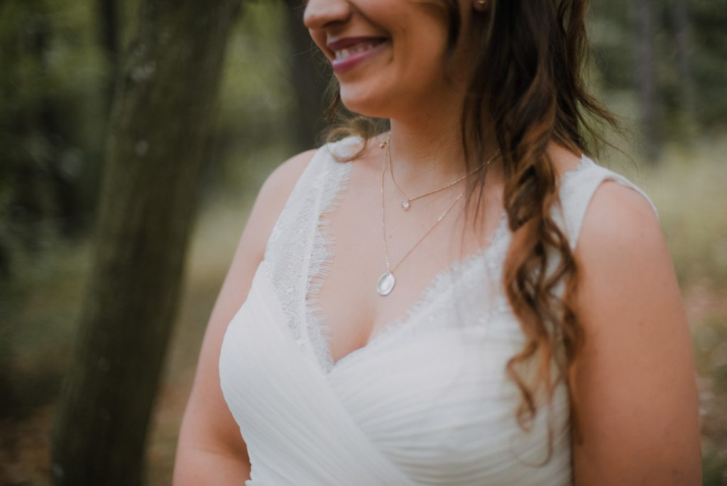 Mes accessoires dorés pour mon mariage // Photo : Eulalie Varenne