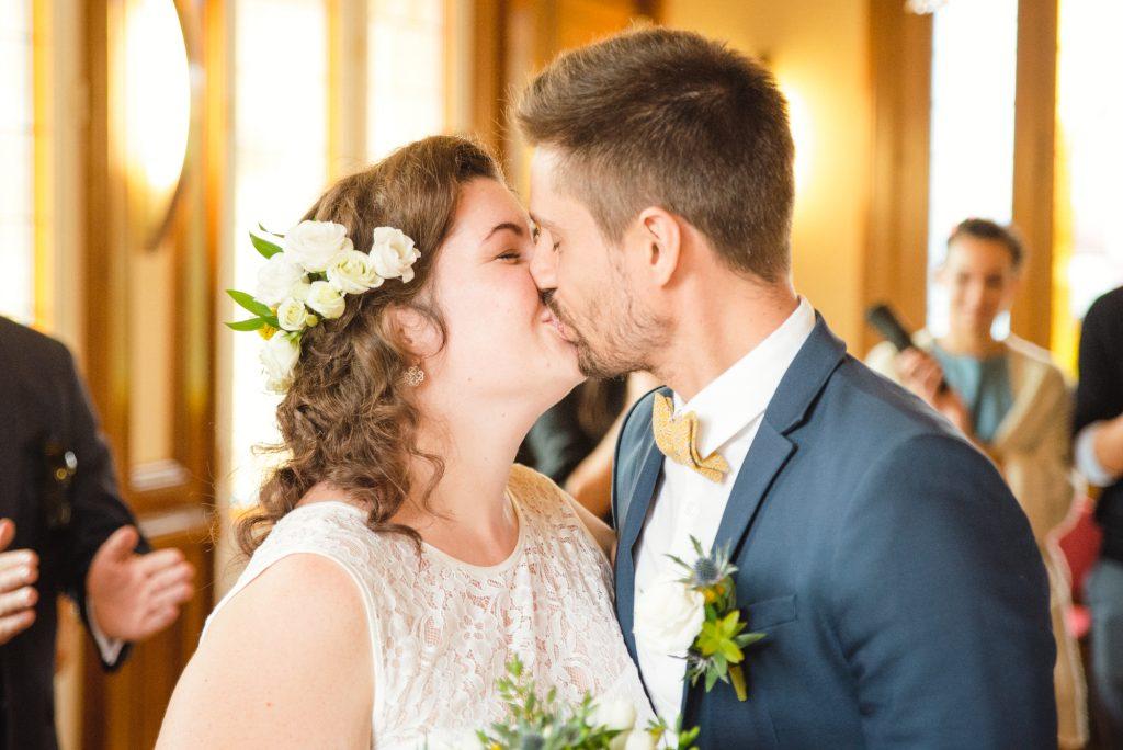 Mon mariage civil au bord de l'océan : la cérémonie
