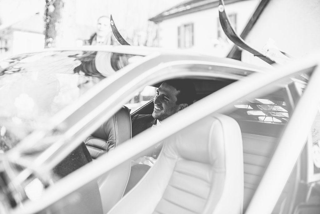En route pour le vin d'honneur // Photo : Margaux Vié - Studiohuit