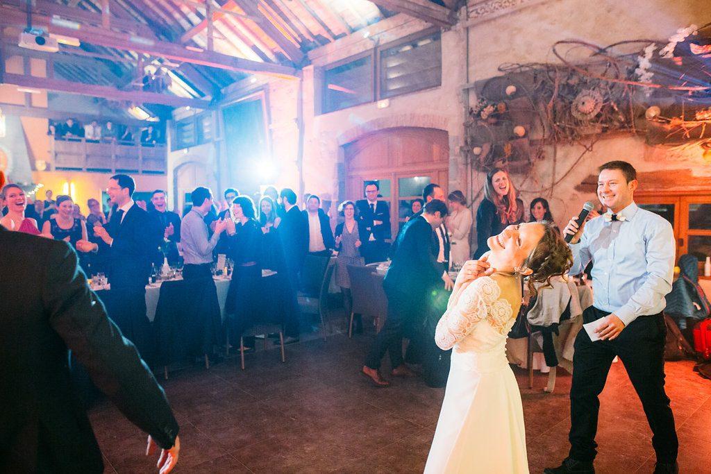 Les animations de mon mariage à la montagne // Photo : Margaux Vié - Studiohuit
