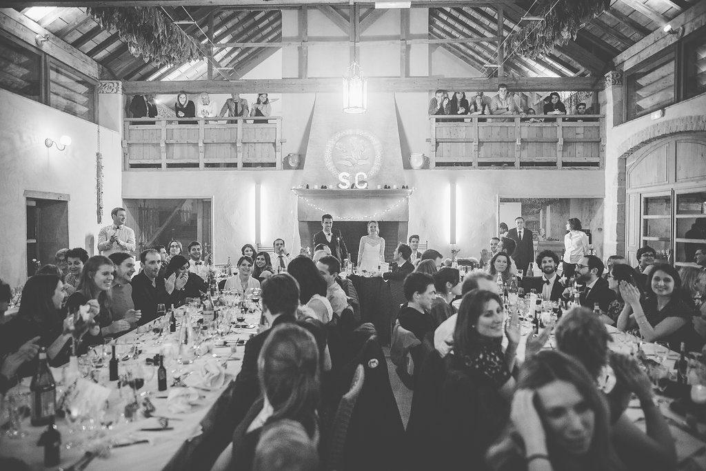 Le repas de mon mariage à la montagne // Photo : Margaux Vié - Studiohuit
