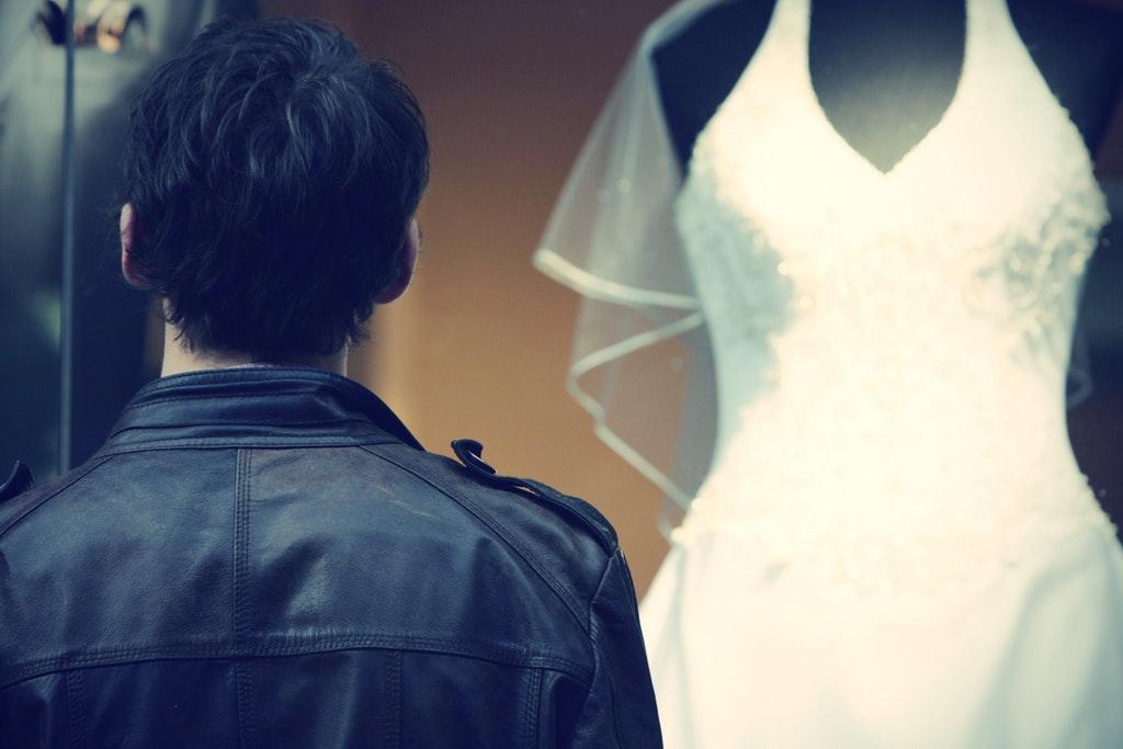 La robe de mariée : les premiers essayages