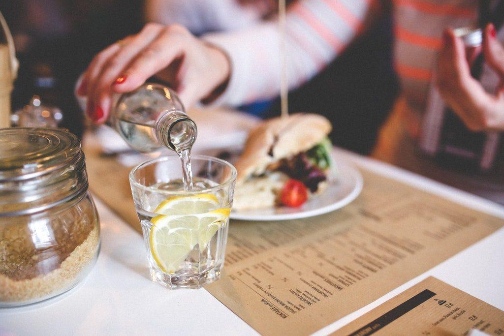 EVJF : repas entre copines