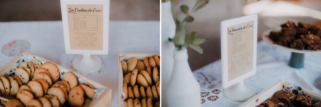 DIY décoration de salle : recettes des desserts // Photo : Eulalie Varenne
