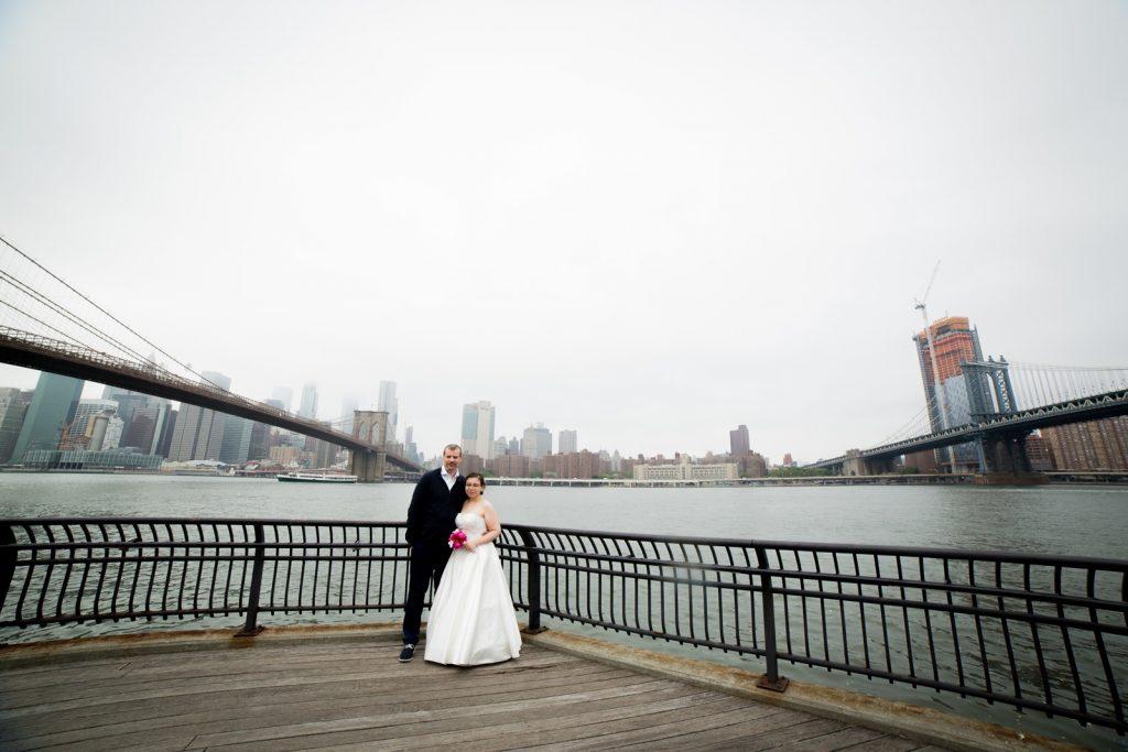 Les préparatifs et la cérémonie de mon mariage à New-York // Photo : New-York en français - Johnny Vacar