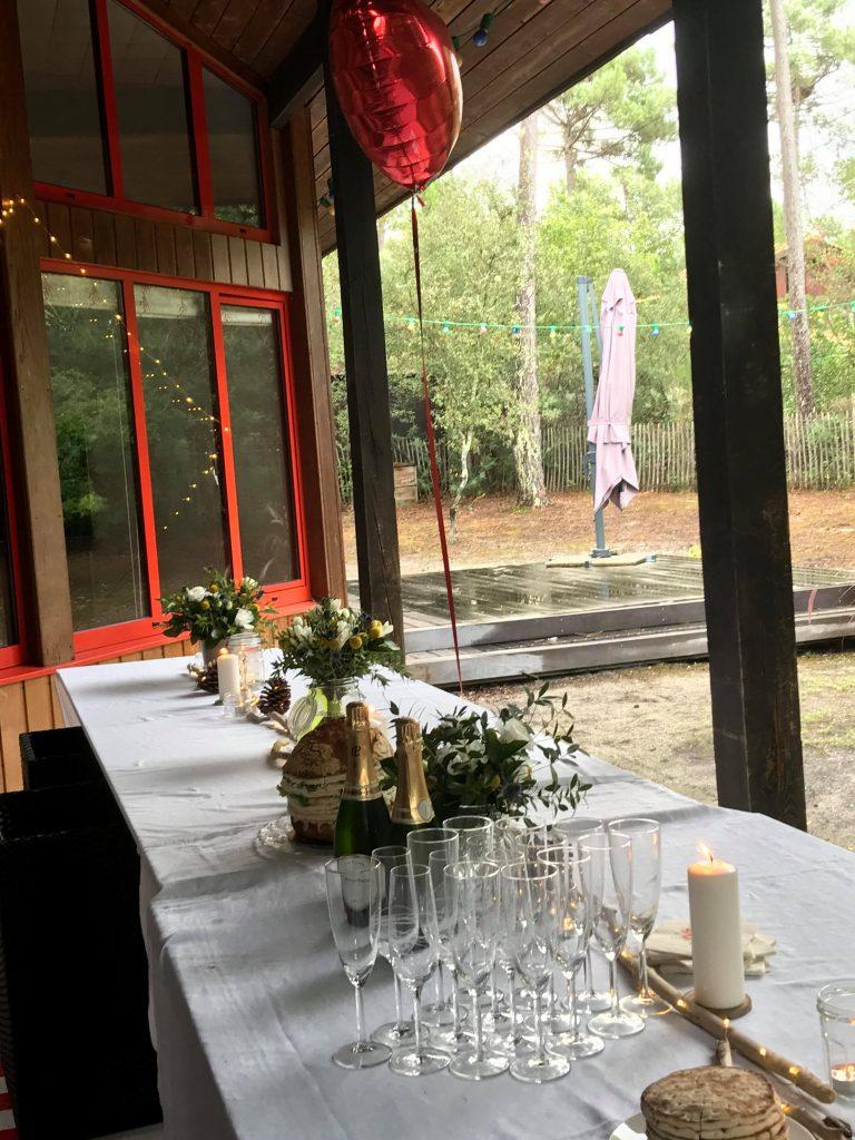 Déroulé de la soirée de mon mariage civil avec barbecue et soirée dansante !