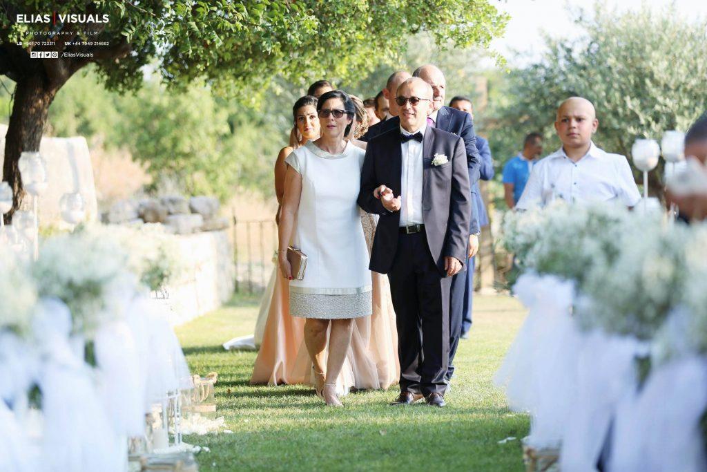 Imprévus pendant le mariage : l'entrée // Photo : Elias Visuals