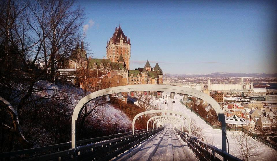 Notre voyage de noces au Canada