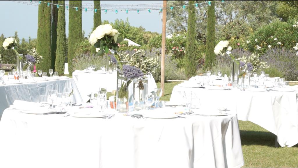 La décoration de mon mariage en Provence // Photo : 4life Mariage