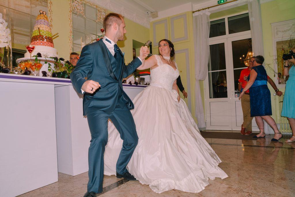 Mon mariage au cœur de la forêt enchantée de Zelda : pluie de douceurs et danse sous la tempête