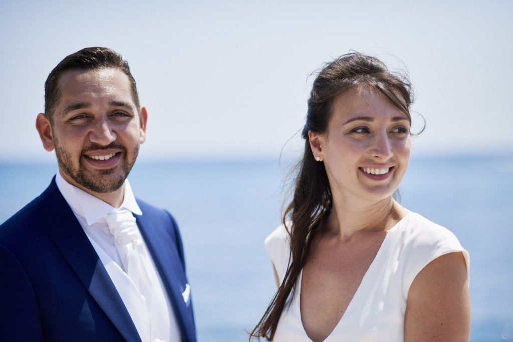Nos photos de couple : civil, laïque et day after // Photo : Happy People