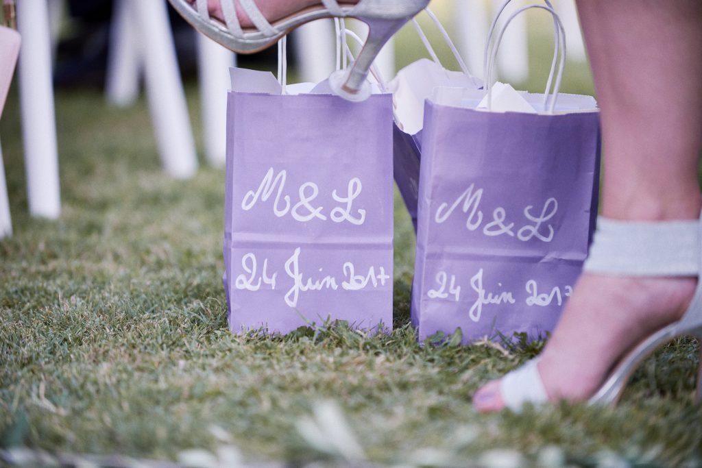 Mes cadeaux invités // Photo : Happy People