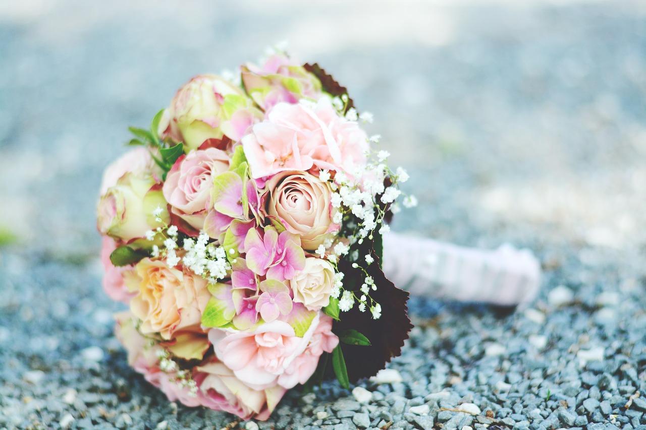 L'après-mariage : les restes physiques de notre mariage