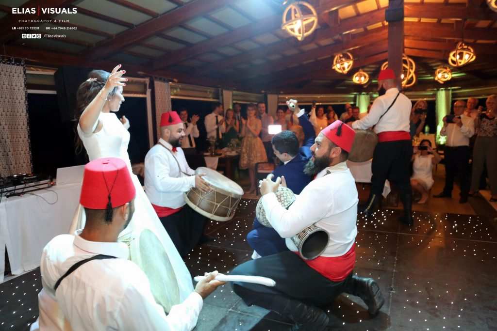 Mixer deux cultures dans le mariage // Photo : Elias Visuals