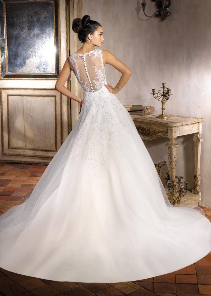 Recherche de robe de mariée princesse