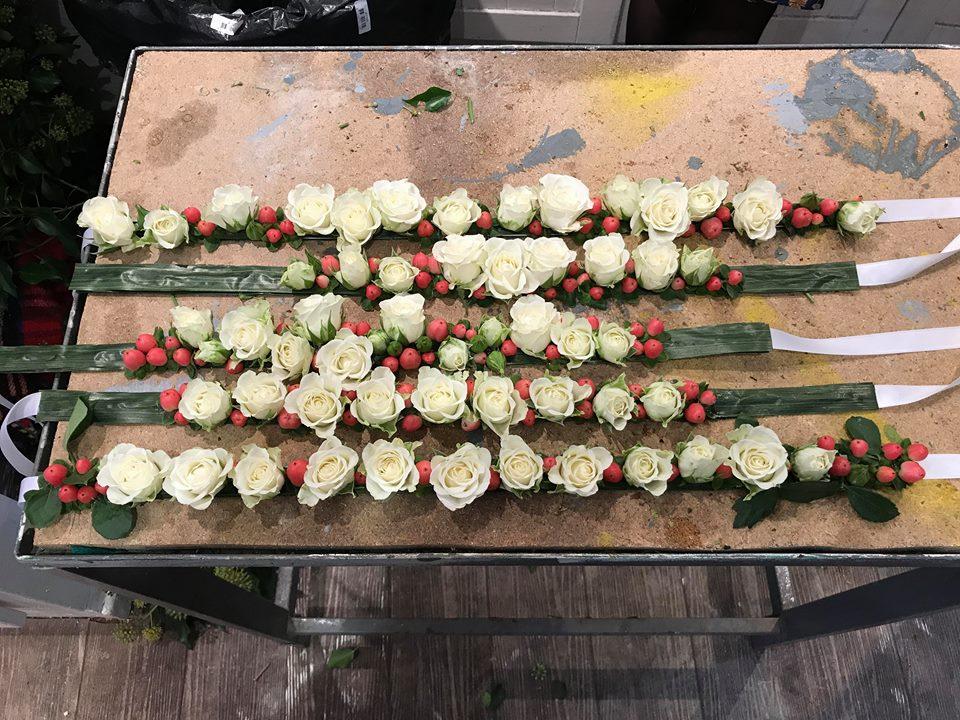 Mon EVJF : cours de composition florale et cocooning