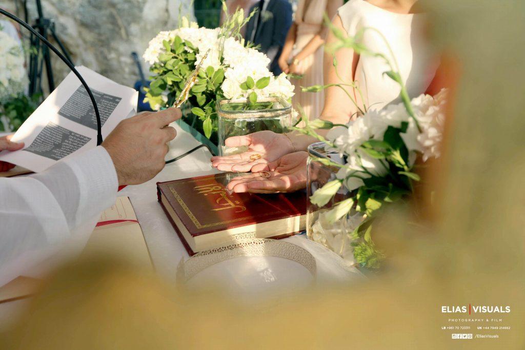 Ma cérémonie religieuse maronite au Liban // Photo : Elias Visuals