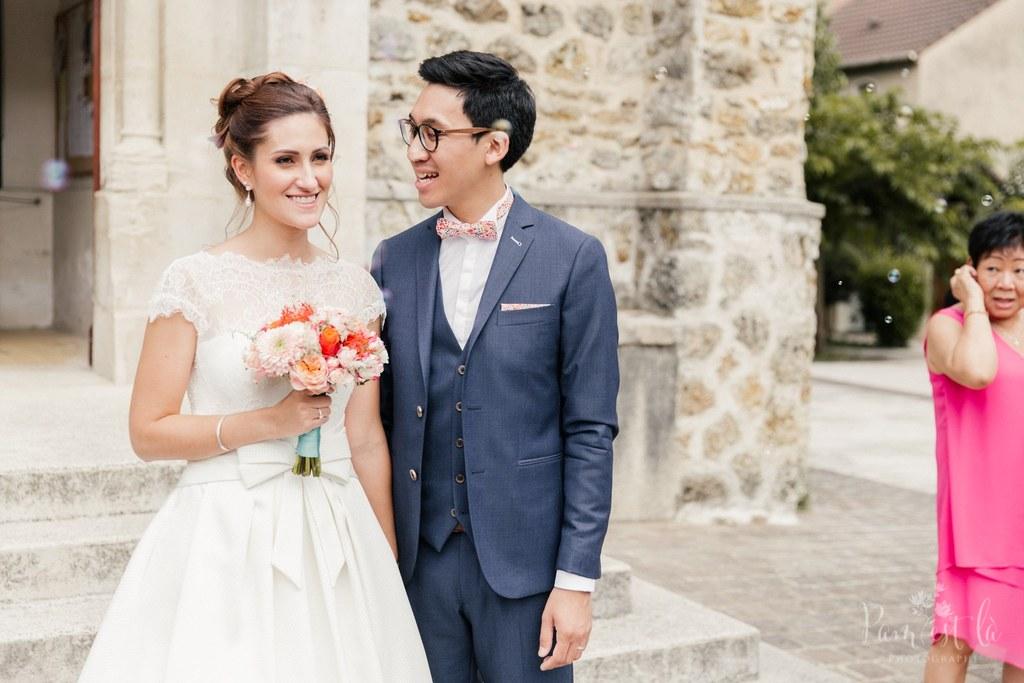 Mon mariage franco-chinois coloré : le bilan financier