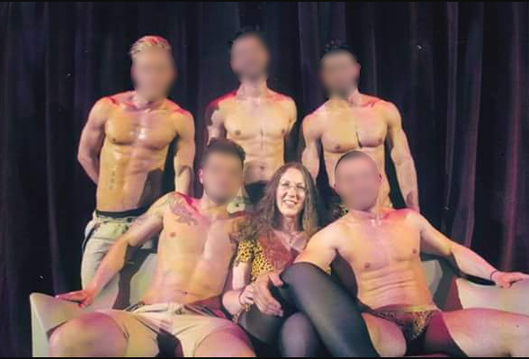 EVJF : au club de strip-tease