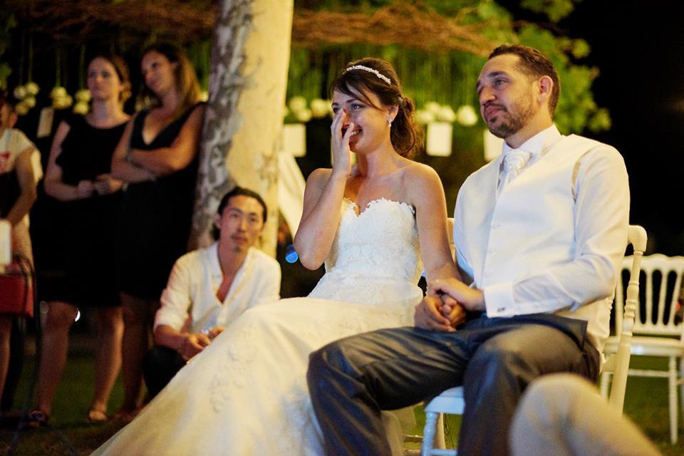 Le bilan de mon mariage six mois après // Photo : Happy People