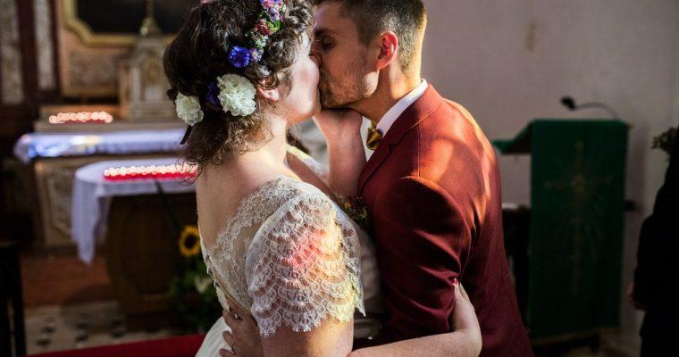 """Mon mariage fun et fleuri d'été indien : """"Oui, je le veux !"""""""