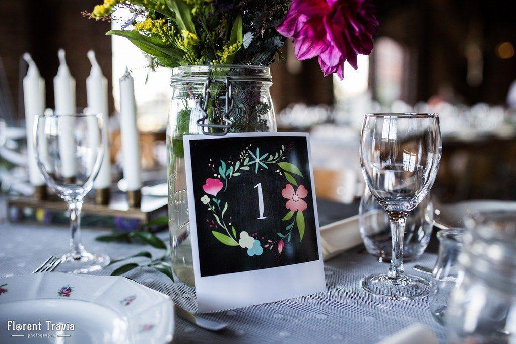 Les derniers préparatifs avant le mariage // Photo : Florent Travia