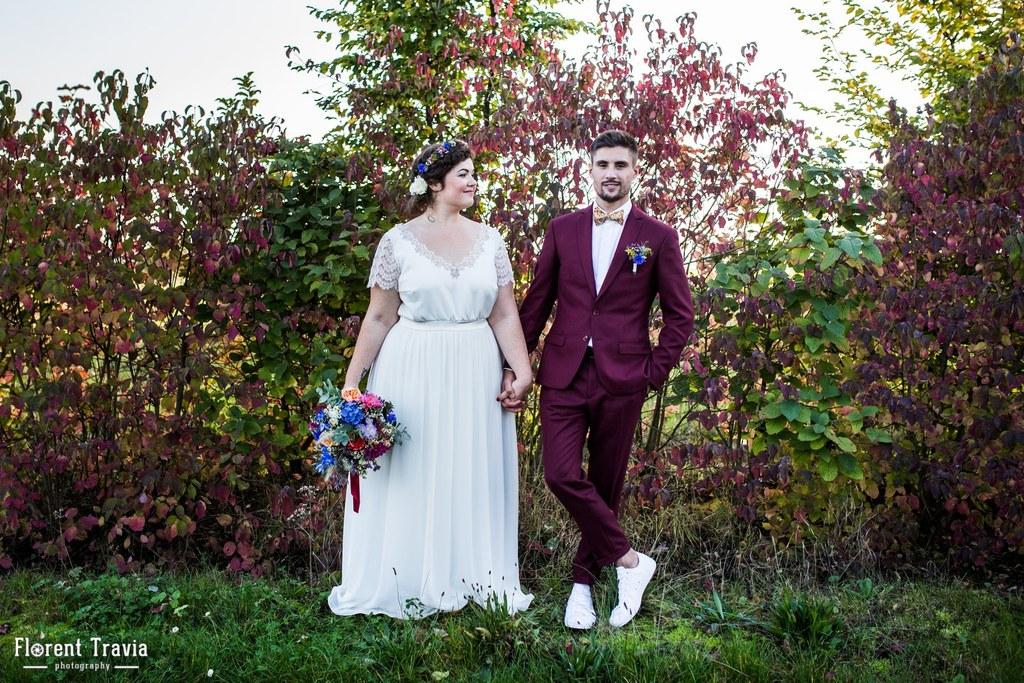 Les étapes de création de ma robe de mariée // Photo : Florent Travia