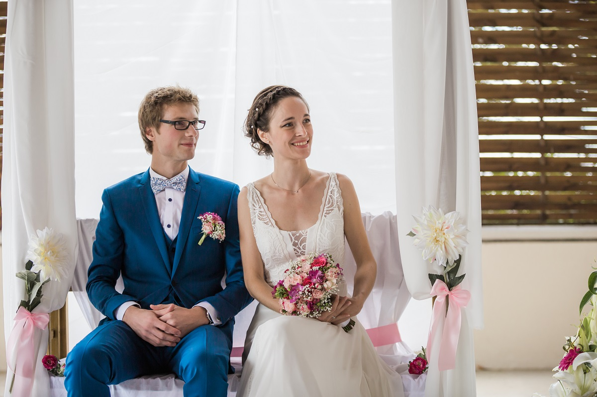 Le joli mariage de Laure en région parisienne sur 4 jours