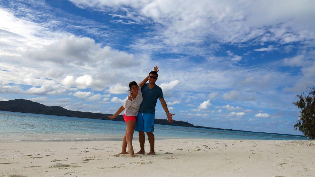 Ma demande en mariage en Nouvelle-Calédonie