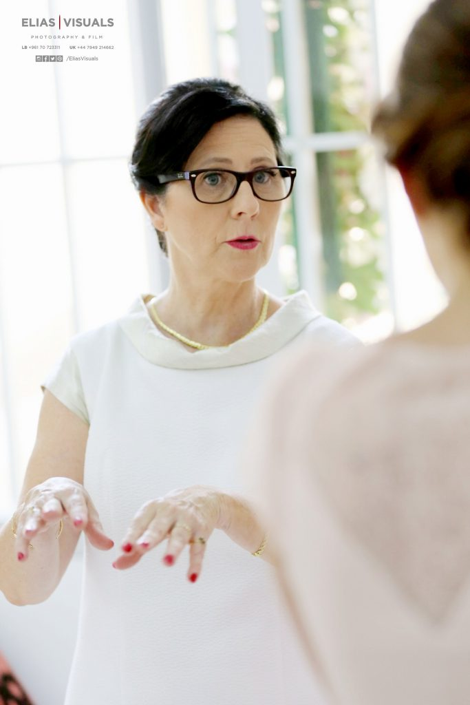 Comment s'habiller quand on est parents de la mariée // Photo : Elias Visuals