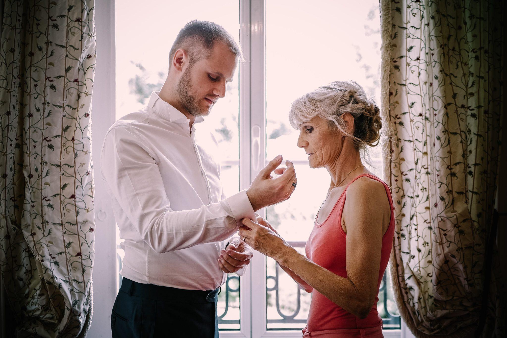 Préparatifs du futur marié // Photo : La vie en HD