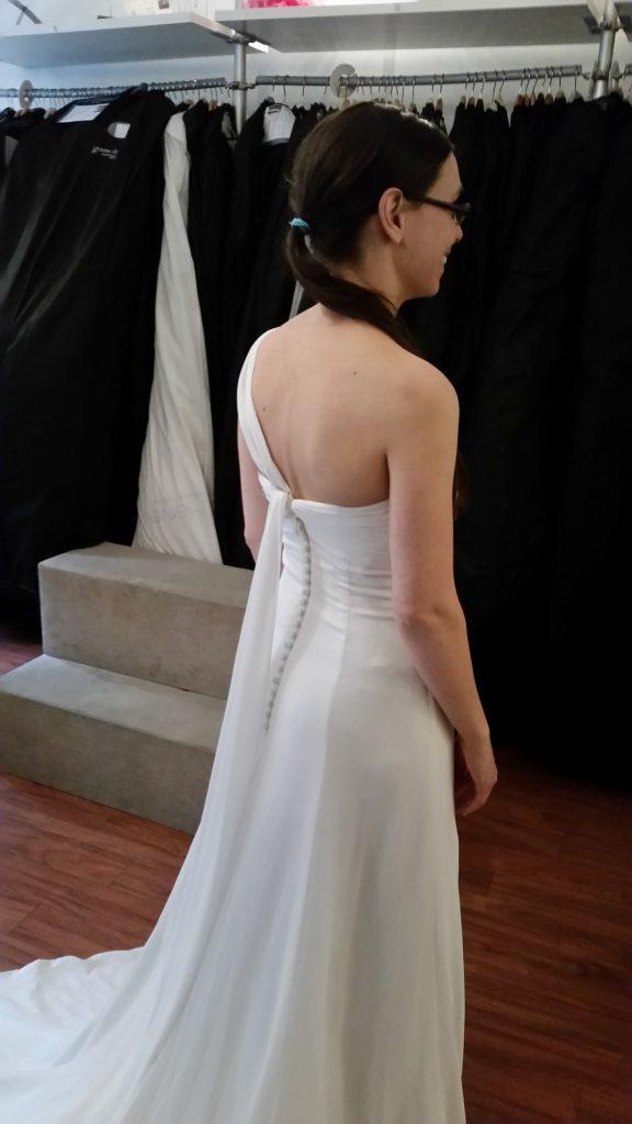 Ma robe d'occasion Graine de Coton