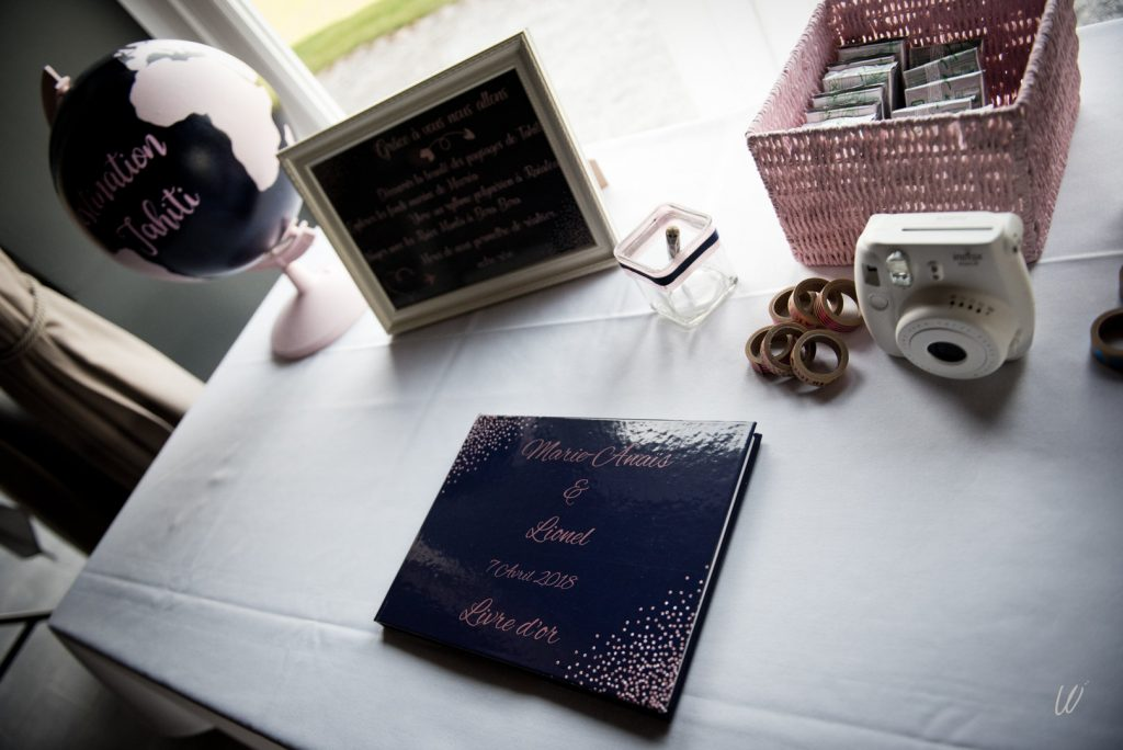 Ma papeterie de mariage assortie // Photo : Lucie Nicolas