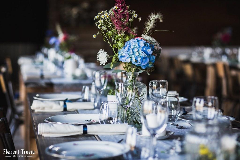 Ma décoration de salle vintage et rustique // Photo : Florent Travia