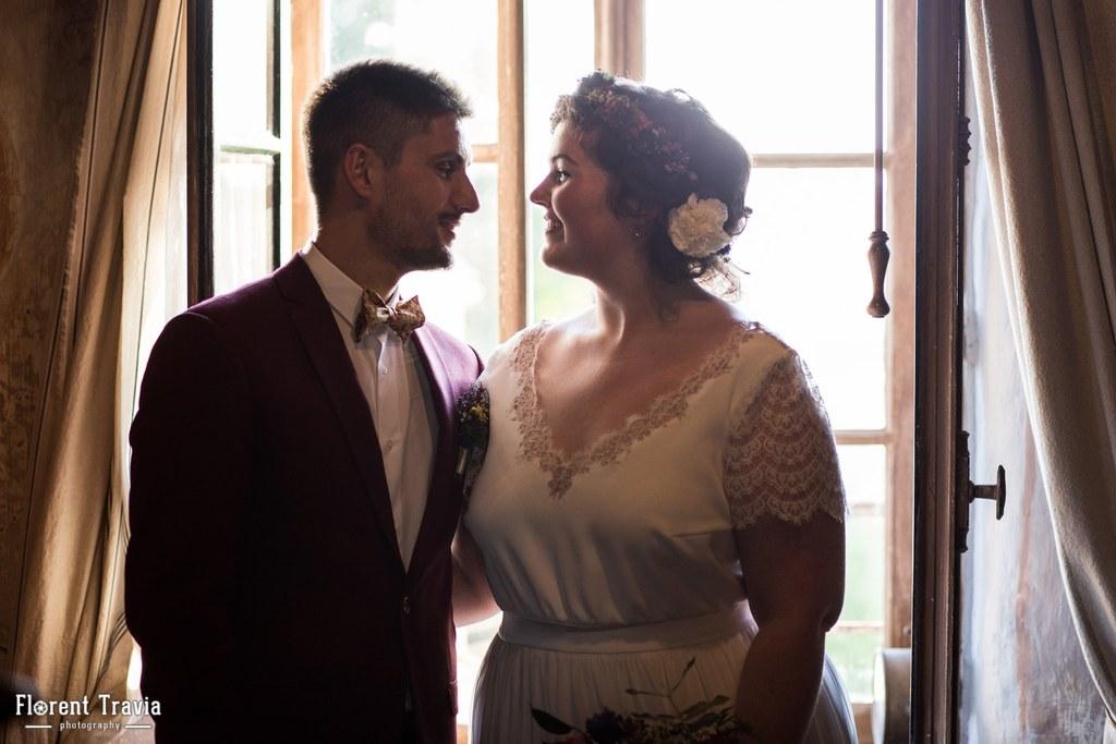 Notre séance de couple automnale // Photo : Florent Travia